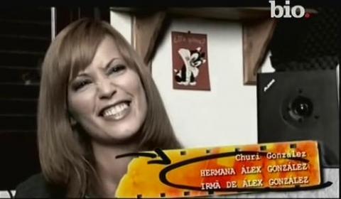 Churi González (El mundo de Murphy) Revelados Álex González